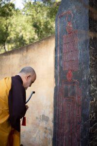 Transmisión del Dharma