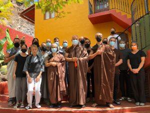Shessin de junio en Anatot, Arucas, Gran Canaria.